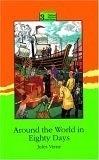 二手書博民逛書店《Around the World in Eighty Days (Oxford Progressive English Readers)》 R2Y ISBN:0195853342