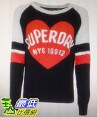 [COSCO代購] W1257393 Superdry 長袖Logo圖案上衣