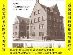 二手書博民逛書店Hull-house罕見Maps And Papers: A P