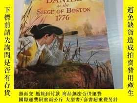 二手書博民逛書店Daniel罕見at the siege of boston 1