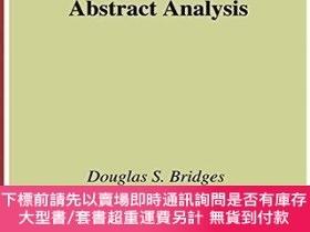 二手書博民逛書店Foundations罕見Of Real And Abstract Analysis (graduate Text