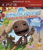 PS3 LittleBigPlanet: Game of the Year Edition 小小大星球 年度版(美版代購)