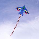 超大戰鬥機造型風箏(192*454)(全配/附150米輪盤線)【888便利購】