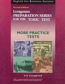 二手書博民逛書店《Longman Preparation Series for the TOEIC Test: More Practice Tests》 R2Y ISBN:0201877937