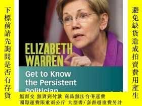 二手書博民逛書店Elizabeth罕見Warren: Get to Know t