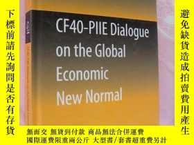 二手書博民逛書店CF40-PILE罕見Dialogue on the Globa
