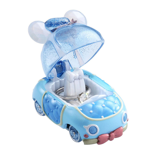 TOMICA 多美小汽車 JW 粉鑽蝴蝶結小車 唐老鴨 【鯊玩具Toy Shark】