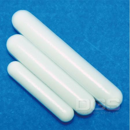 PTFE直棒型 攪拌子 經濟型 PTFE Stir Bar, Cylindrical