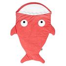 BabyBites 西班牙鯊魚咬一口 嬰兒睡袋(輕量版)星空版-珊瑚橘[衛立兒生活館]