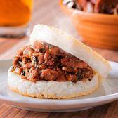 【紅龍】台菜三杯雞米漢堡 (176g/顆; 3顆/袋)