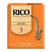凱傑樂器 RICO 中音 ALTO SAX 10片裝 薩克斯風 竹片 2號半