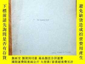 二手書博民逛書店民國1928年外文資:A罕見SPECIES OF ACROTHR