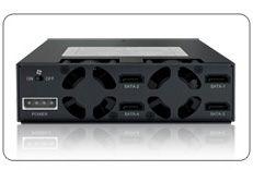 [nova成功3C] ICY DOCK MB994SP-4SB-1 2.5吋SATA 硬碟抽取模組