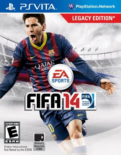 PSV FIFA 14 國際足盟大賽 14(美版代購)