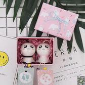 風鈴 晴天娃娃陶瓷風鈴掛飾日式創意女生生日禮物情侶臥室鈴鐺掛件 15款