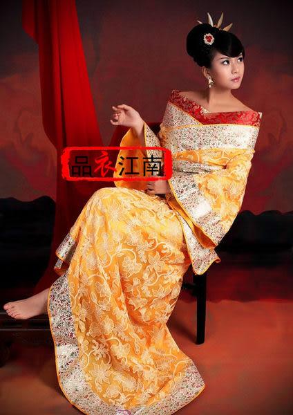經典影樓寫真古裝/太平公主服裝