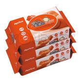 愛普力卡 Aprica 嬰兒超柔濕巾/濕紙巾80抽(3包/串)