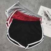 顯瘦大長腿高腰運動短褲女港味休閒瑜伽健身跑步熱褲 巴黎时尚生活