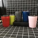 10oz冰霸杯彩色不銹鋼保溫杯男女便攜水杯迷你隨手杯飲料咖啡杯