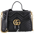 GUCCI GG Marmont 山型絎...