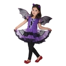 節慶王【W648081】小紫蝙蝠女,化妝...