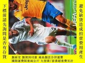 二手書博民逛書店UEFA罕見Direct NO.133 11 2013 足球歐足聯的官方雜誌Y14610