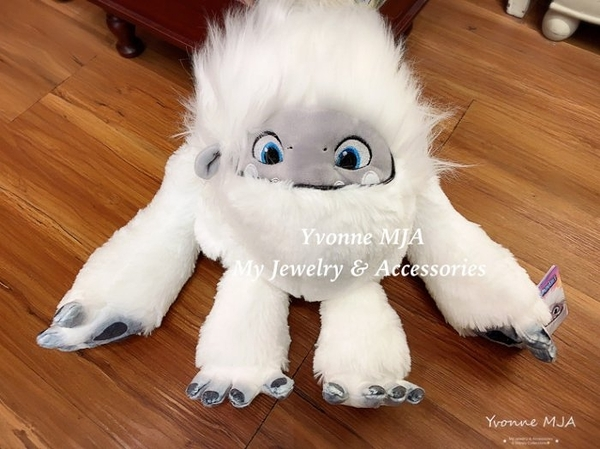*Yvonne MJA*美國預購區限定正品 夢工廠電影版壞壞萌雪怪 ABOMINABLE 娃娃