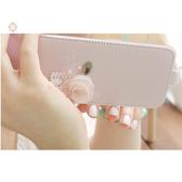 【iphone 4】雪紡玫瑰甜心手機套