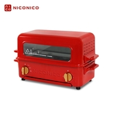 *免運費* NICONICO掀蓋燒烤式烤箱NI-S805