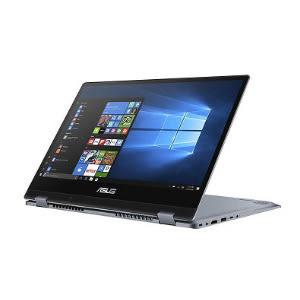 華碩 TP412FA-0021B8265U 十點觸控14吋翻轉商務筆電【Intel Core i5-8265U / 8GBx2 / 512G M.2 SSD / W10 Pro】