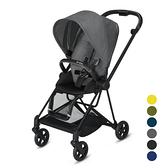 【2022年1月到貨】Cybex MIos 輕便型4輪嬰兒手推車=黑管=(含轉接器/雨罩)(6色可選)