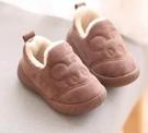 學步鞋 子軟底學步鞋冬季款加絨1一2-3歲男寶寶加絨加厚防滑女棉鞋【快速出貨八折鉅惠】