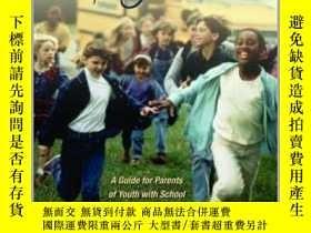 二手書博民逛書店Getting罕見Your Child To Say yes To School: A Guide For Par