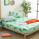 鴻宇 雙人床包組 100%精梳純棉 艾倫的日常 台灣製2192