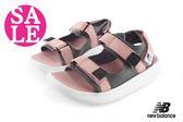 New Balance 童涼鞋 輕量 運動型涼鞋 中大童 N8538#灰粉 零碼出清◆OSOME奧森童鞋_pic