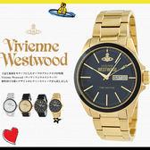 Vivienne Westwood 英國時尚精品腕錶 VV063GD 現+排單 熱賣中!