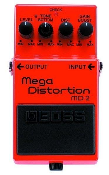 ☆ 唐尼樂器︵☆ BOSS MD-2 Mega Distortion 破音 效果器 MD-2