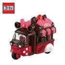【日本正版】TOMICA 米妮 爆米花車 情人節款 玩具車 Minnie Disney Motors 多美小汽車 - 166733