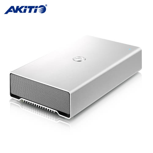 《AKiTiO》SK-3501 星極光 U3.1 外接盒( 3.5吋/2.5吋-1bay)