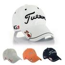 高爾夫 現貨 高爾夫球帽子有頂帽遮陽防曬棒球帽高爾夫有頂帽子透