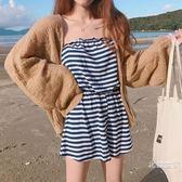夏裝新款慵懶風防曬衣女 外披針織開衫薄款寬鬆外搭女短款空調衫促銷大減價!