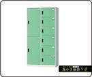 {{ 海中天休閒傢俱廣場 }} F-99 摩登時尚 HDF 多功能置物櫃系列 HDF-2526 B八人用置物櫃
