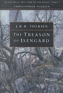 二手書《The Treason of Isengard: The History of the Lord of the Rings, Part Two》 R2Y ISBN:0618083588