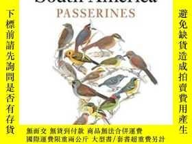二手書博民逛書店Field罕見Guide To The Birds Of South AmericaY256260 Guy T