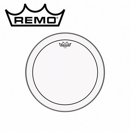 【敦煌樂器】REMO PS-0316-00 16吋雙層透明油面鼓皮