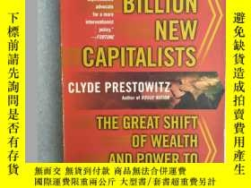二手書博民逛書店Three罕見Billion New Capitalists: