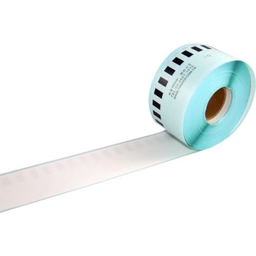 [6入裝][雙層中一刀]29mm標籤貼紙 適用:TTP-345/TTP-247/QL-700/QL-720NW/QL-1050..等等各式標籤機(DK-22210)