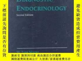 二手書博民逛書店Diagnostic罕見Endocrinology-診斷內分泌學Y361738 W. Tabb Moore,
