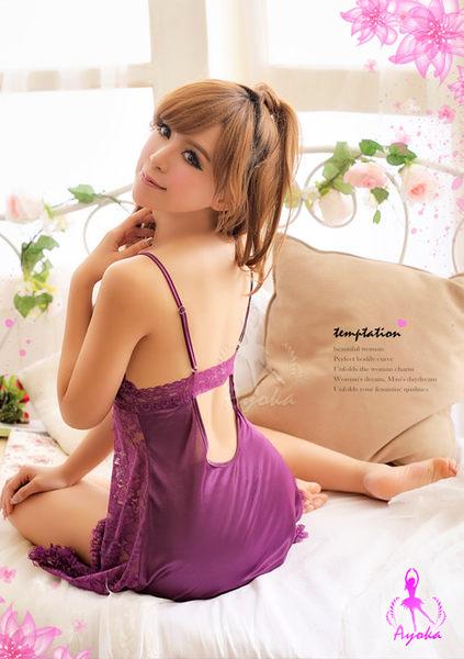 【愛愛雲端】性感內衣 性感睡衣 情趣 爆乳 透視 三點式   R2NA13020042
