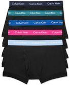 美國代購 Calvin Klein 三種款式 經典內褲5件組 (S~XL)